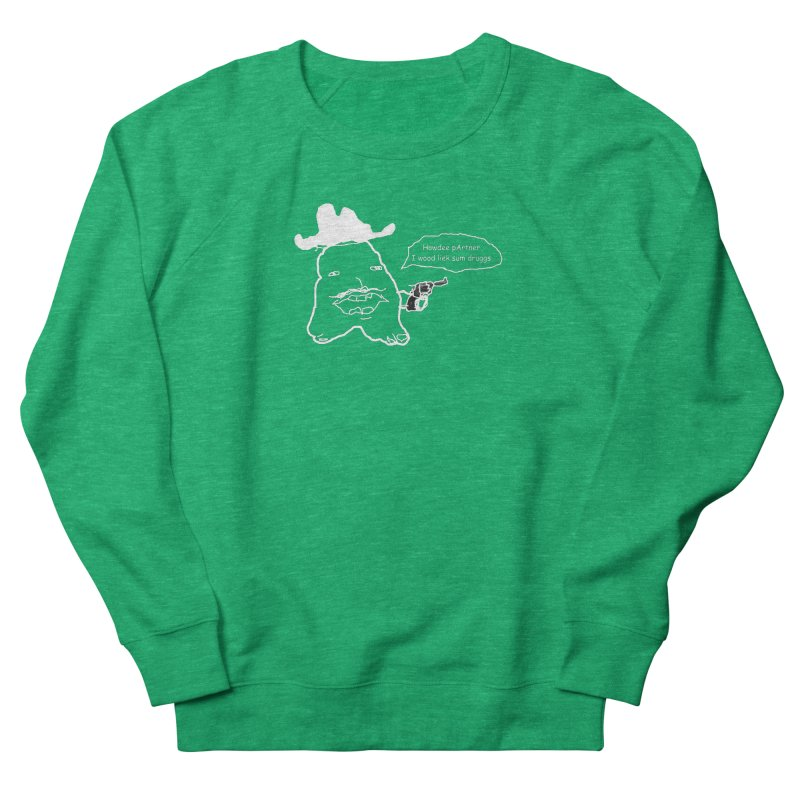 Howdee pArtner Women's Sweatshirt by Viable Psyche