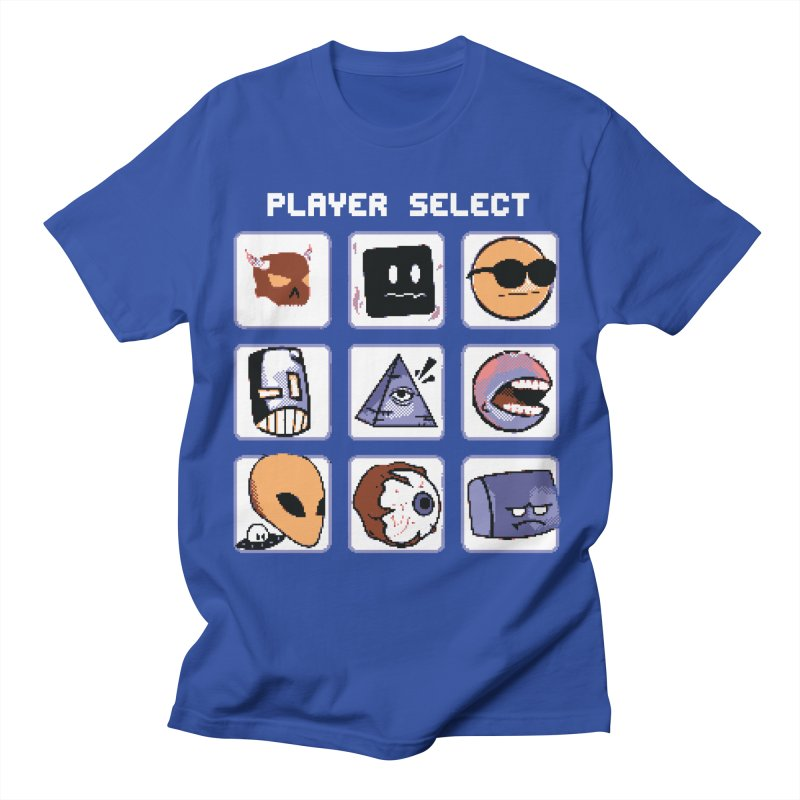 Player Select (Gameboy Color Edition) Women's T-Shirt by Viable Psyche