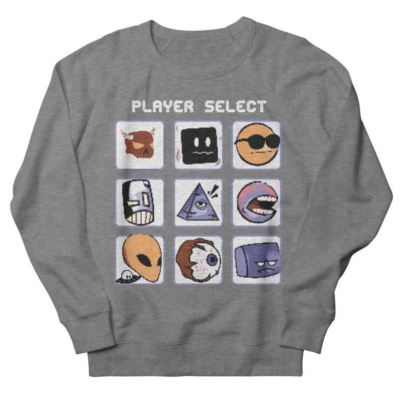 Player Select (Gameboy Color Edition) Men's Sweatshirt by Viable Psyche