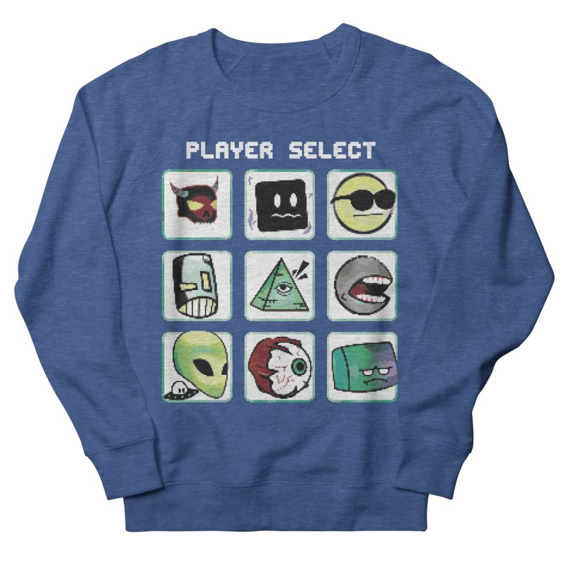 Player Select (NES edition) Women's Sweatshirt by Viable Psyche