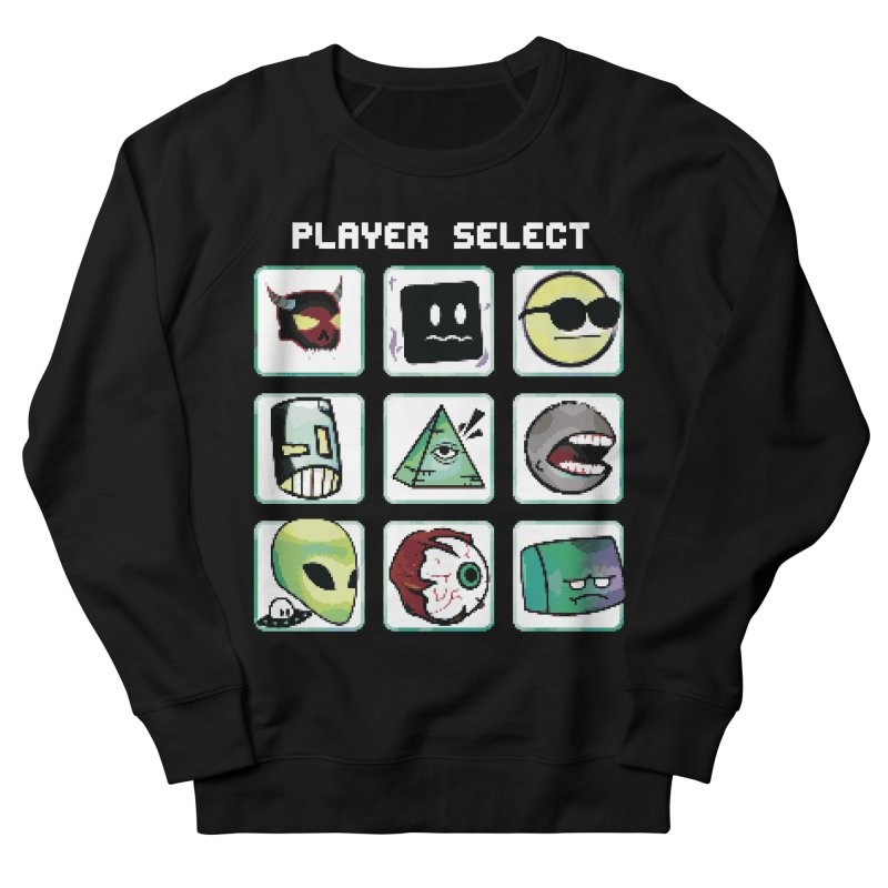 Player Select (NES edition) Men's Sweatshirt by Viable Psyche