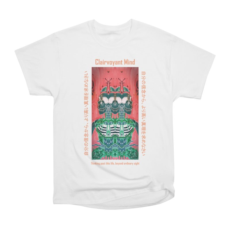 Clairvoyant Mind Men's Heavyweight T-Shirt by Viable Psyche