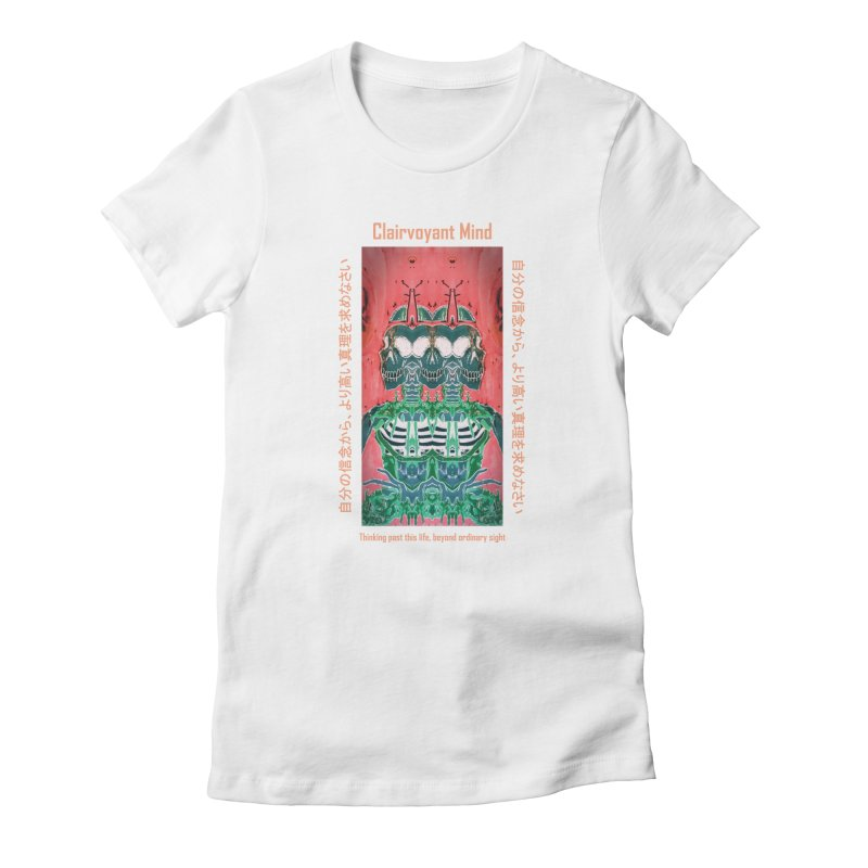 Clairvoyant Mind Women's T-Shirt by Viable Psyche