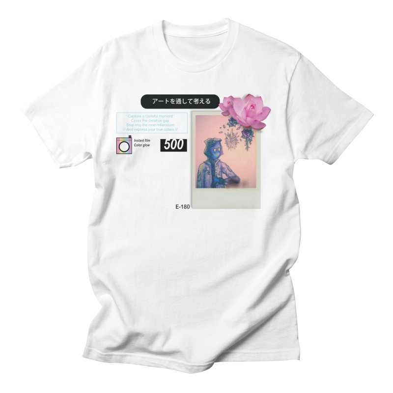 Vintage Bloom Men's T-Shirt by Viable Psyche