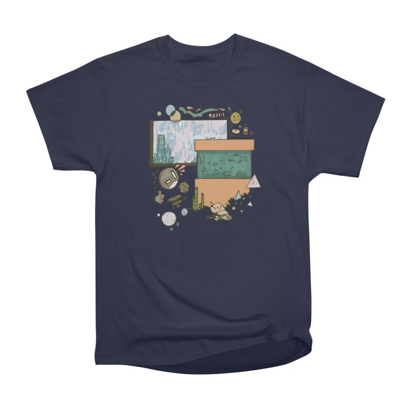Rainy Day Women's T-Shirt by Viable Psyche