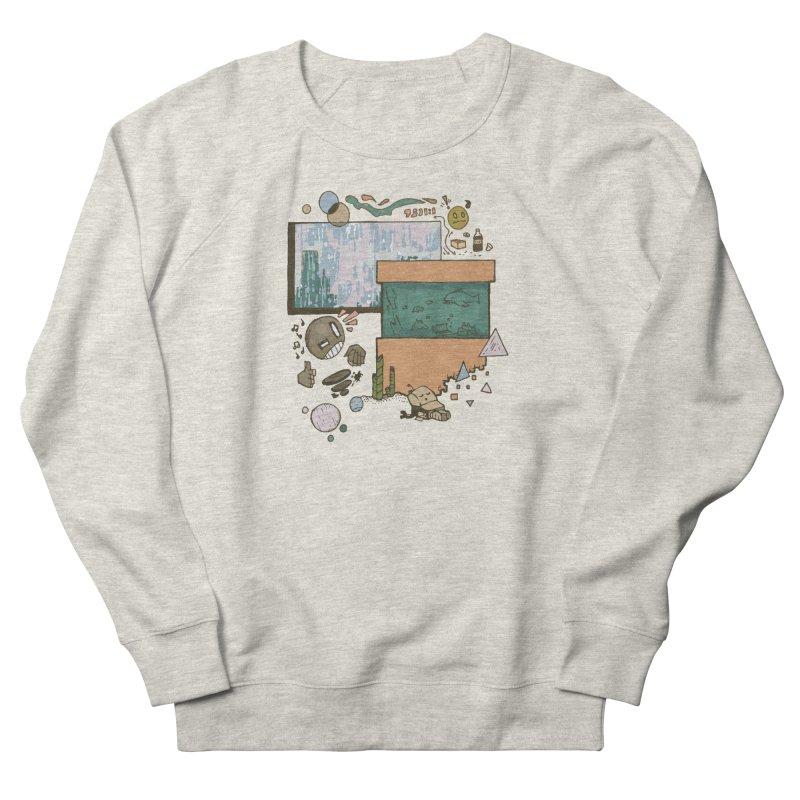 Rainy Day Women's Sweatshirt by Viable Psyche