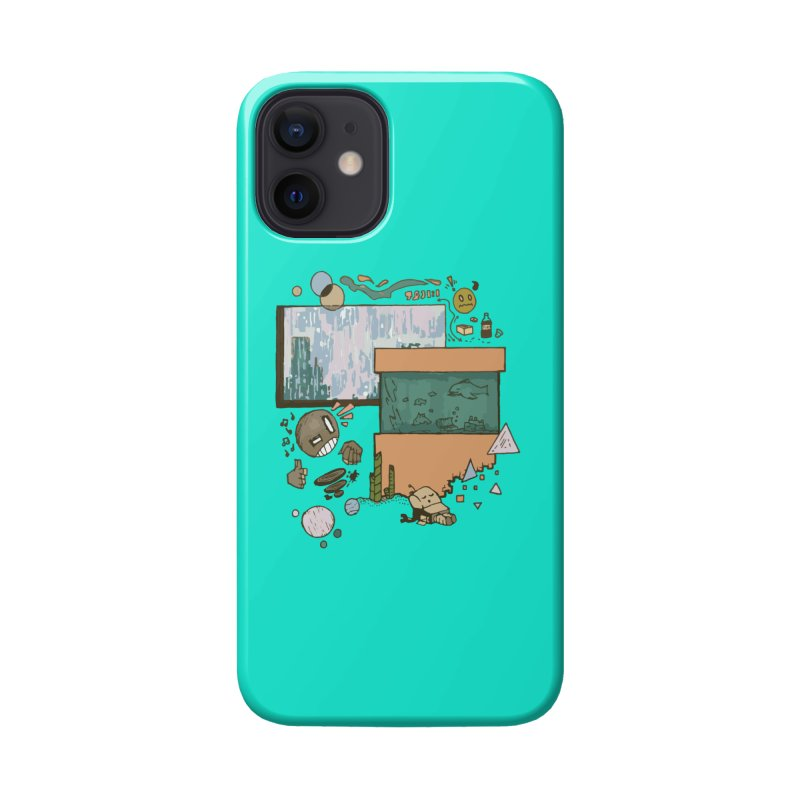 Rainy Day Accessories Phone Case by Viable Psyche
