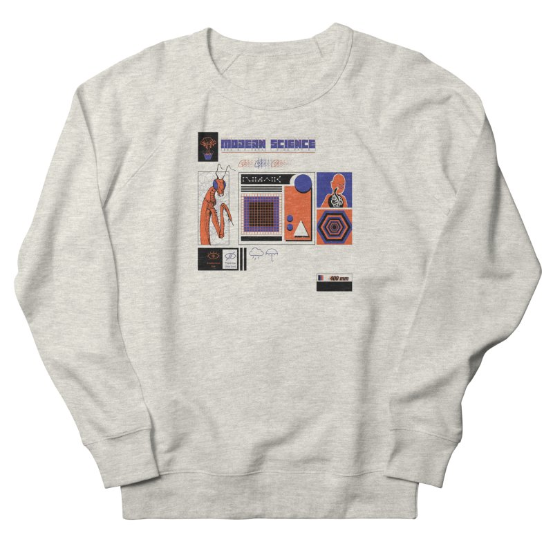 Modern Science Men's Sweatshirt by Viable Psyche