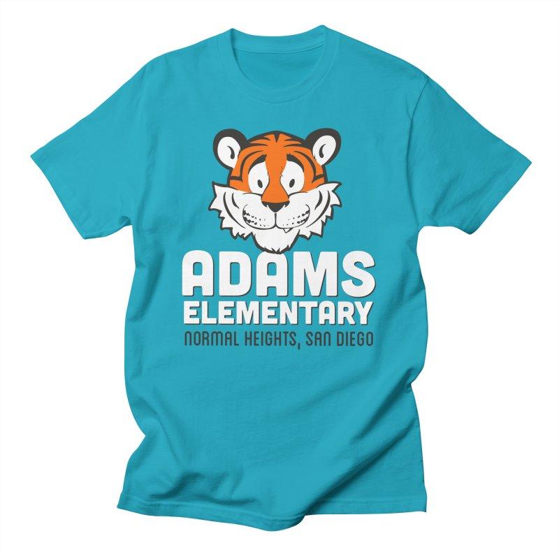 Adams Classic T Men's T-Shirt by Adams PTCO's School Merch Shop