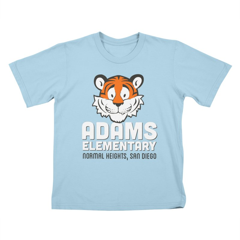 Adams Classic T Kids T-Shirt by Adams PTCO's School Merch Shop