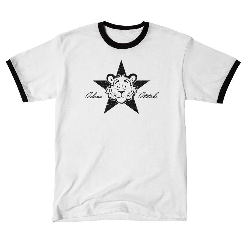 Adams Attitude Vintage Men's T-Shirt by Adams PTCO's School Merch Shop