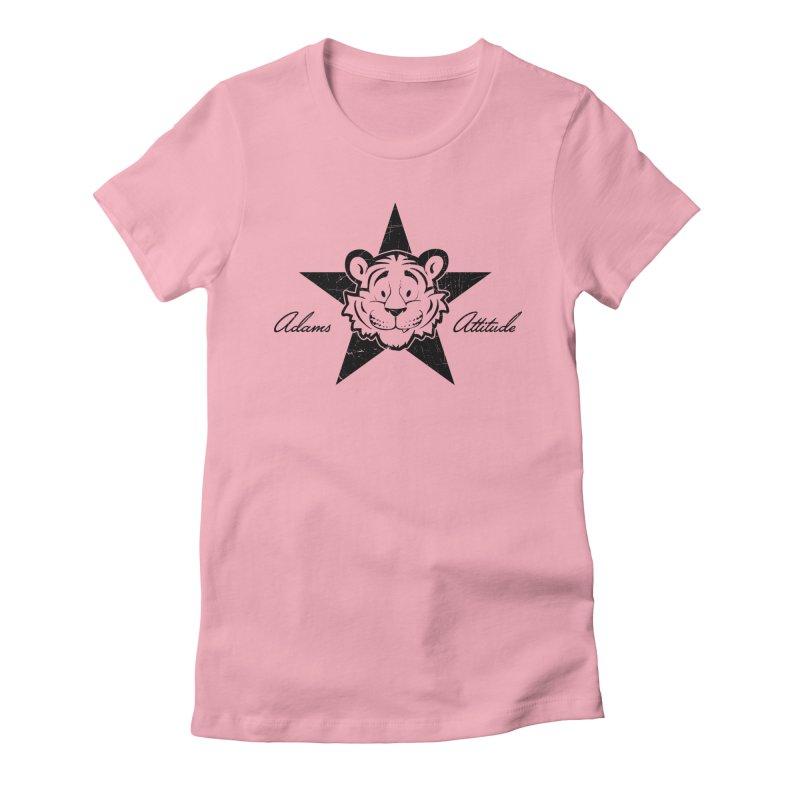 Adams Attitude Vintage Women's T-Shirt by Adams PTCO's School Merch Shop