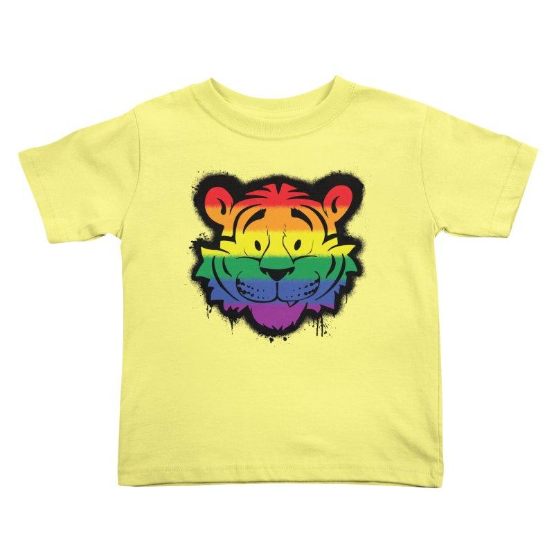 Adams Pride Kids Toddler T-Shirt by Adams PTCO's School Merch Shop