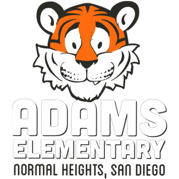 Adams PTCO's School Merch Shop Logo