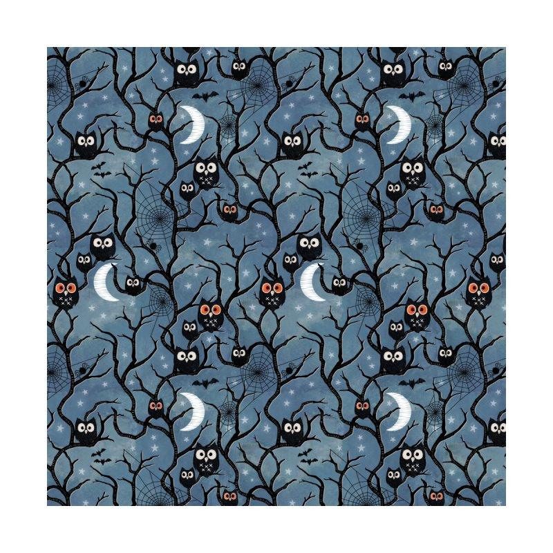 Spooky woods owls Men's Cut & Sew by AdenaJ