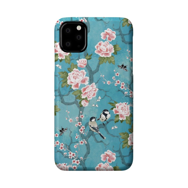 Chinoiserie birds Accessories Phone Case by AdenaJ
