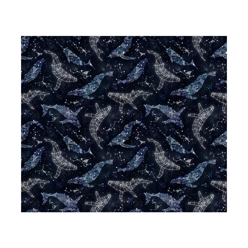 Whale constellations Home Duvet by AdenaJ