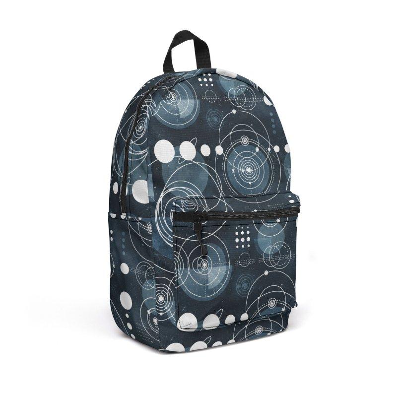 Bauhaus galaxy Accessories Backpack Bag by AdenaJ
