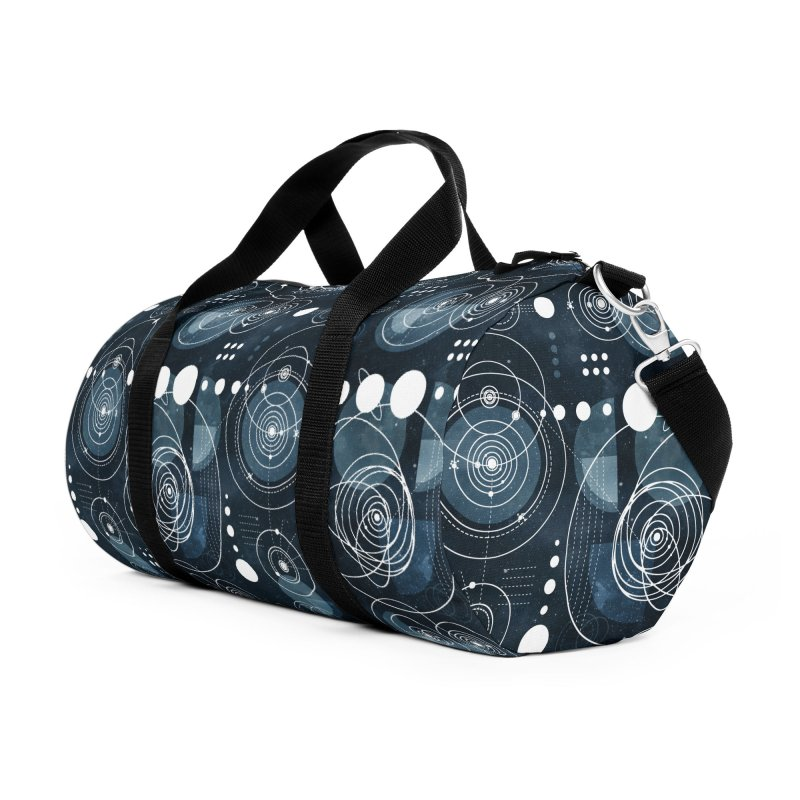 Bauhaus galaxy Accessories Duffel Bag Bag by AdenaJ
