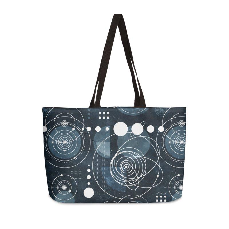Bauhaus galaxy Accessories Weekender Bag Bag by AdenaJ