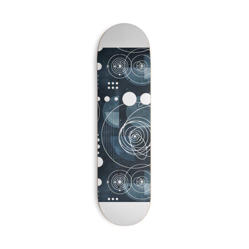 Bauhaus galaxy Accessories Deck Only Skateboard by AdenaJ