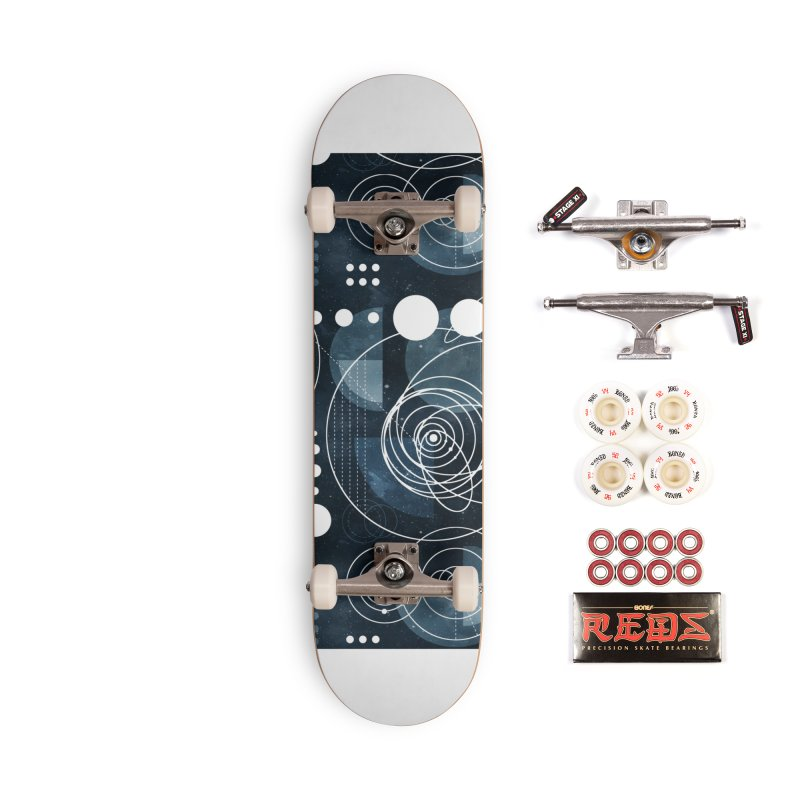 Bauhaus galaxy Accessories Complete - Pro Skateboard by AdenaJ