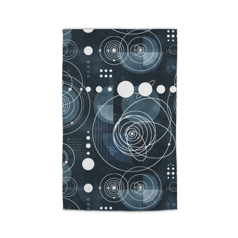 Bauhaus galaxy Home Rug by AdenaJ
