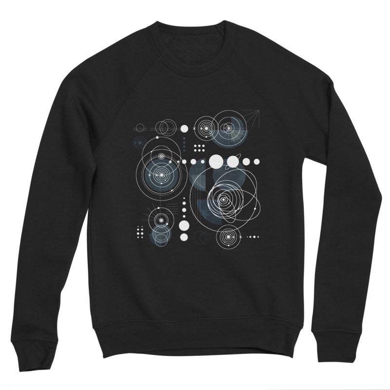 Bauhaus galaxy Women's Sponge Fleece Sweatshirt by AdenaJ