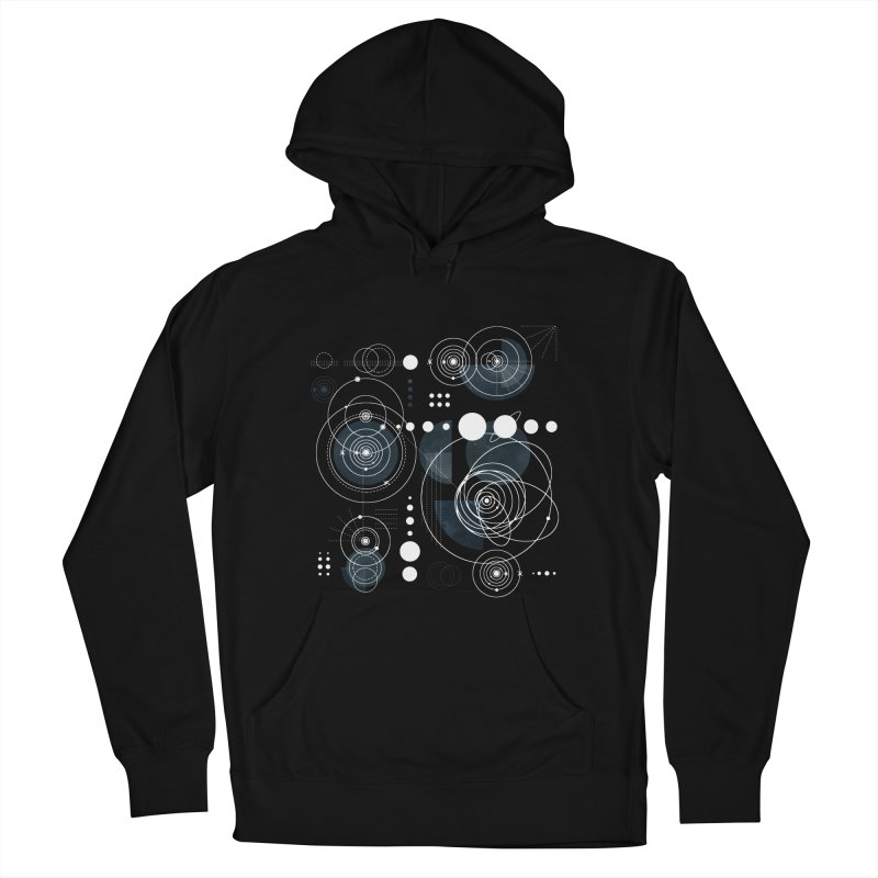 Bauhaus galaxy Women's French Terry Pullover Hoody by AdenaJ