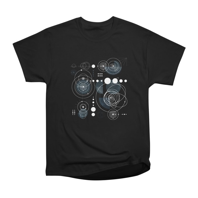 Bauhaus galaxy Women's Heavyweight Unisex T-Shirt by AdenaJ