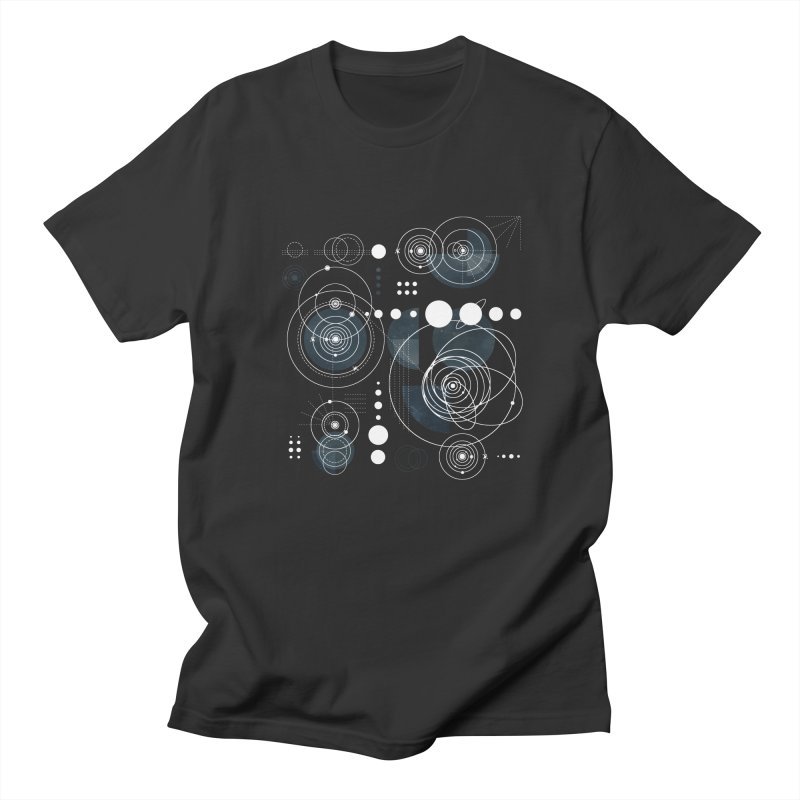 Bauhaus galaxy Women's Regular Unisex T-Shirt by AdenaJ