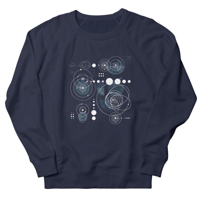 Bauhaus galaxy Women's French Terry Sweatshirt by AdenaJ