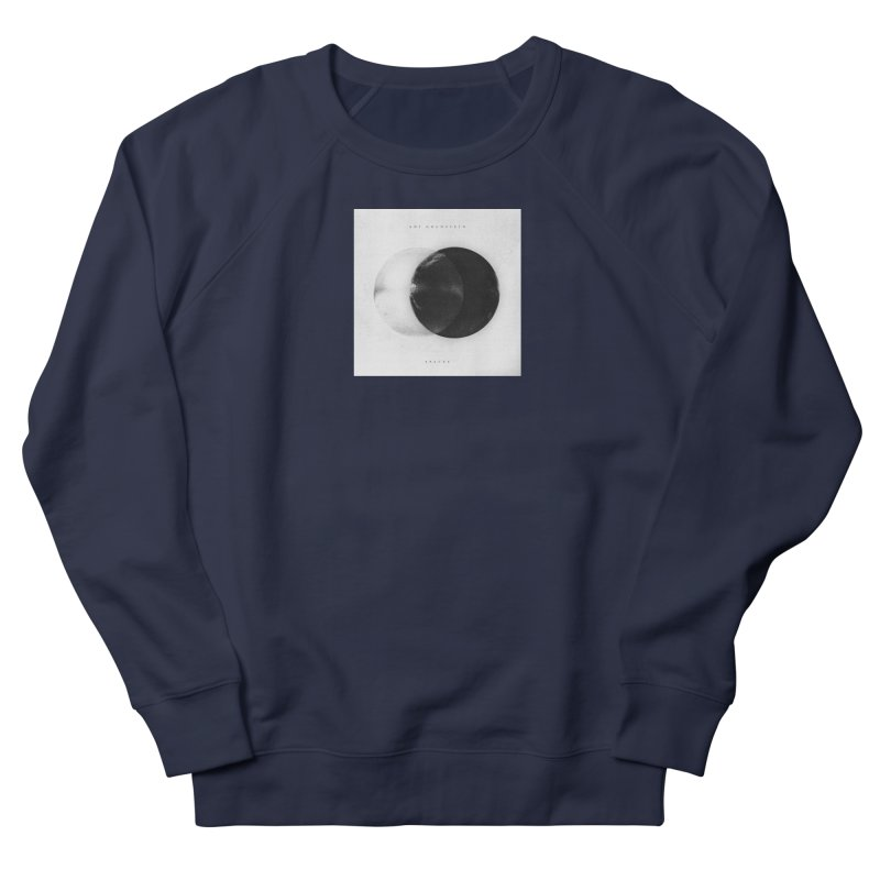 Spaces Album Men's French Terry Sweatshirt by Adi Goldstein's Merchandise  Shop