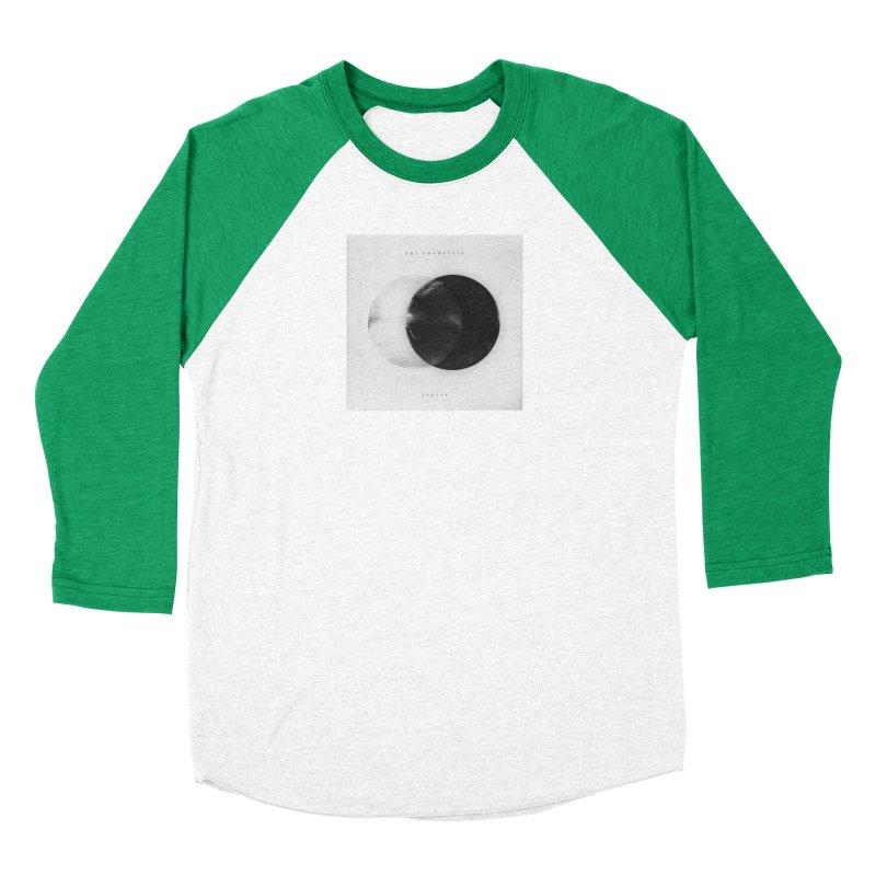 Spaces Album Women's Baseball Triblend Longsleeve T-Shirt by Adi Goldstein's Merchandise  Shop