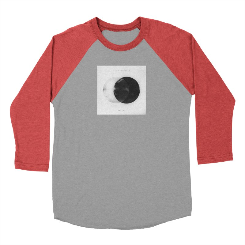 Spaces Album Men's Baseball Triblend Longsleeve T-Shirt by Adi Goldstein's Merchandise  Shop