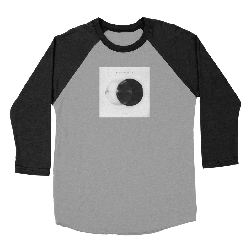 Spaces Album Men's Baseball Triblend Longsleeve T-Shirt by Adi Goldstein's Merchandise  Shop