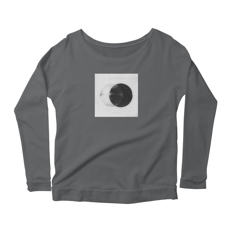 Spaces Album Women's Scoop Neck Longsleeve T-Shirt by Adi Goldstein's Merchandise  Shop