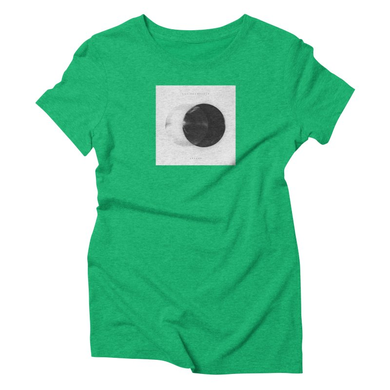 Spaces Album Women's Triblend T-Shirt by Adi Goldstein's Merchandise  Shop