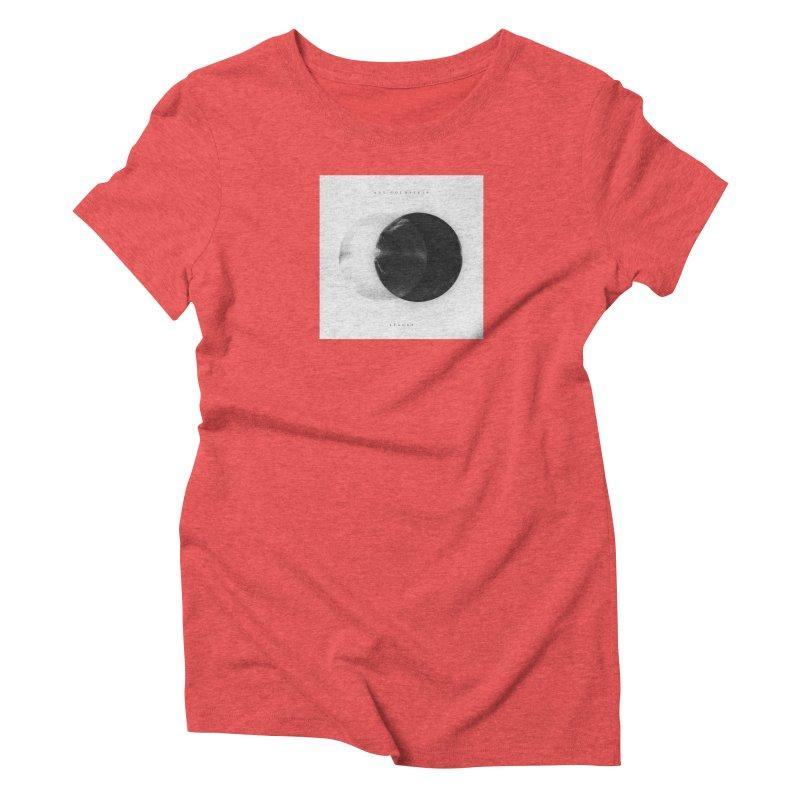 Spaces Album Women's Triblend T-Shirt by Adi Goldstein's Merchandise  Shop