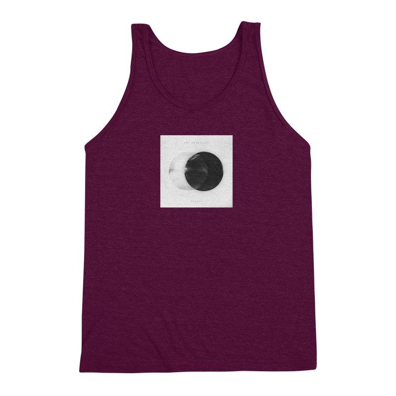 Spaces Album Men's Triblend Tank by Adi Goldstein's Merchandise  Shop