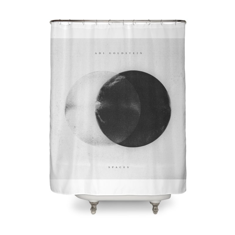 Spaces Album Home Shower Curtain by Adi Goldstein's Merchandise  Shop