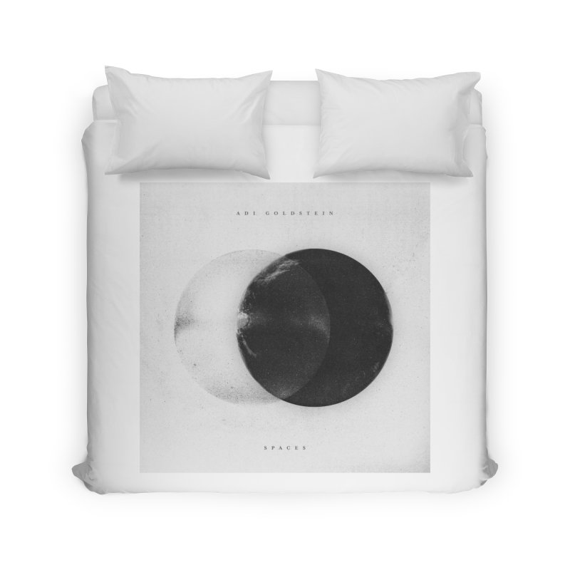 Spaces Album Home Duvet by Adi Goldstein's Merchandise  Shop