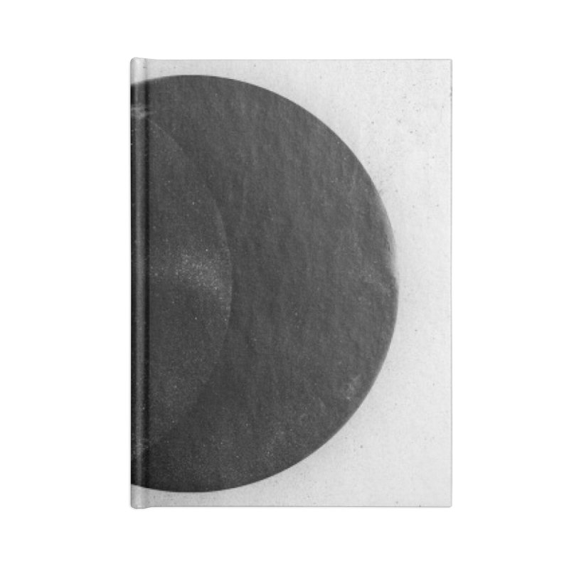 Spaces Album Accessories Lined Journal Notebook by Adi Goldstein's Merchandise  Shop