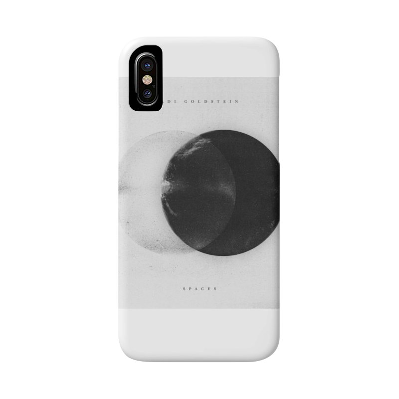 Spaces Album Accessories Phone Case by Adi Goldstein's Merchandise  Shop