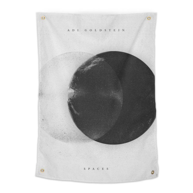 Spaces Album Home Tapestry by Adi Goldstein's Merchandise  Shop