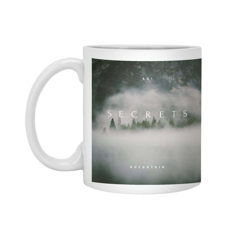 Secrets Album Accessories Standard Mug by Adi Goldstein's Merchandise  Shop
