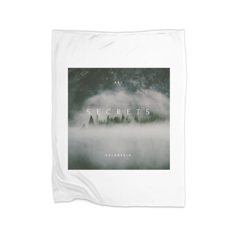 Secrets Album Home Fleece Blanket Blanket by Adi Goldstein's Merchandise  Shop