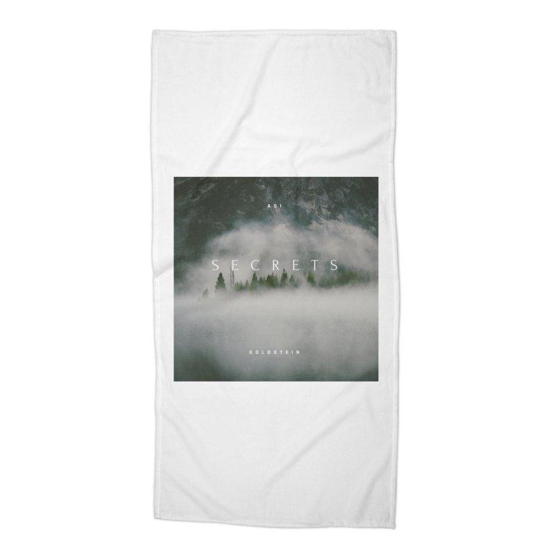 Secrets Album Accessories Beach Towel by Adi Goldstein's Merchandise  Shop