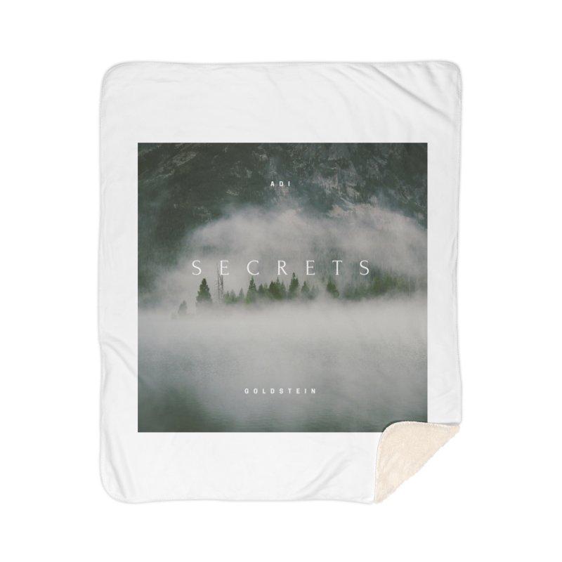 Secrets Album Home Sherpa Blanket Blanket by Adi Goldstein's Merchandise  Shop
