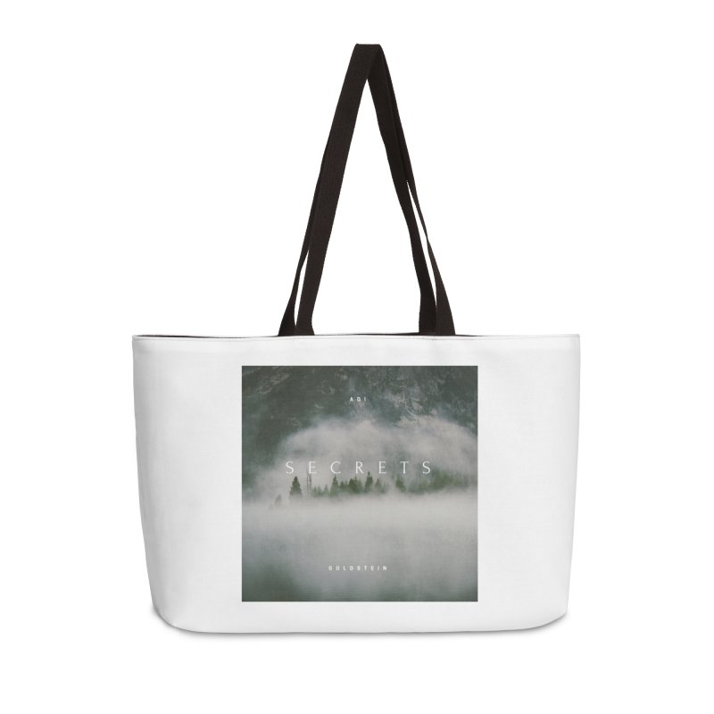 Secrets Album Accessories Weekender Bag Bag by Adi Goldstein's Merchandise  Shop